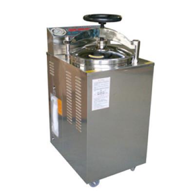 博迅YXQ-LS-100G立式压力蒸汽灭菌器